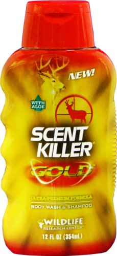 wildlife-research-scent-killer-gold-body-wash-and-shampoo-12-ounce