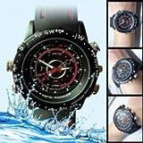WintenWINTEN腕時計型防水ビデオカメラ ハイビジョン撮影対応