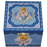 Toy / Game Beautiful Disney Cinderella Spins And Dances Musical Jewelry Box ( 5 X 5 X 5 Inches ; 12.8 Ounces )