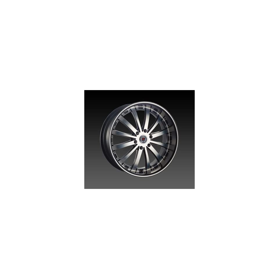 22 Wheel Rims Redsport Rsw77b Wheels 22x9.5 Escalade Tahoe Yukon Silverado Wheels Rims Black Machine 6x139.7