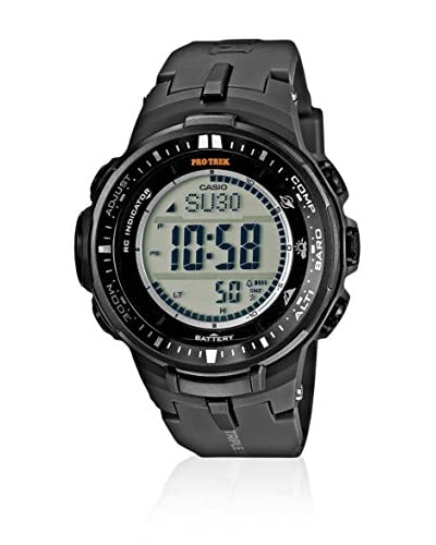 Casio Herren-Armbanduhr XL Pro Trek Digital Quarz Resin PRW-3000-1ER