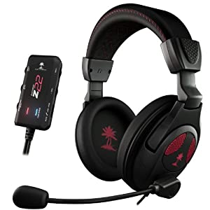 Turtle Beach Ear Force Z22 Amplified PC Gaming Headset (TBS-6052-01)