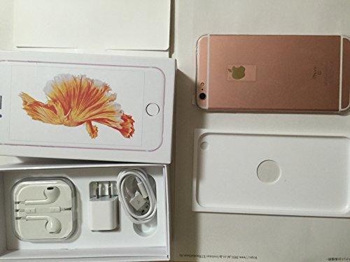 Goophone i6S iphone6S plus風 5.5inch SIMフリー ローズゴールド