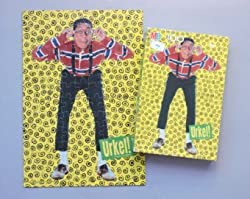 Family Matters Urkel 100 Piece Jigsaw Puzzle Style 2 (1991) 11 X 16 Inches