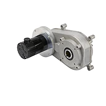 Bison 011 762 2736 Gear Motor Ip43 1 20 Hp 736 1 Ratio
