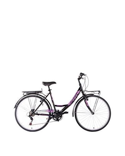 SCHIANO Bicicleta 24 Twister 06V Negro