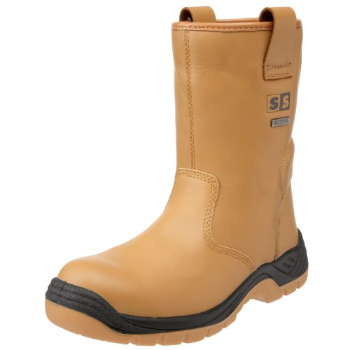 Sterling Waterproof SS814SM tan 8 UK Wide