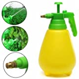 1800ml Adjustable Pressure Watering Can Garden Plant Flower PE Spray Bottle Watering Tool