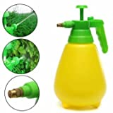 1800ml Adjustable Pressure Watering Can Garden Plant Flower PE Spray Bottle Watering Tool