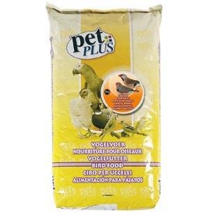 PET PLUS EXOTEN 20 KG (Vogelfutter)