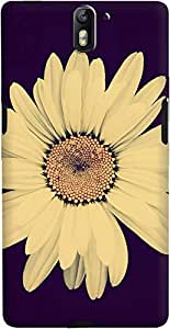 oneplus one back case cover ,Half Crazy Flower in Black Designer oneplus one hard back case cover. Slim light weight polycarbonate case with [ 3 Years WARRANTY ] Protects from scratch and Bumps & Drops.