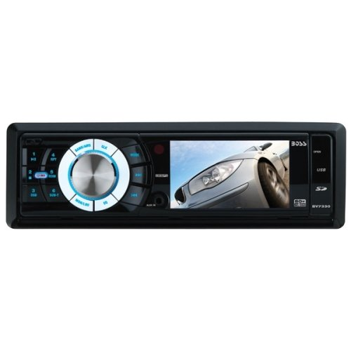 Boss BV7330 In-Dash DVD/MP3/CD AM/FM Receiver