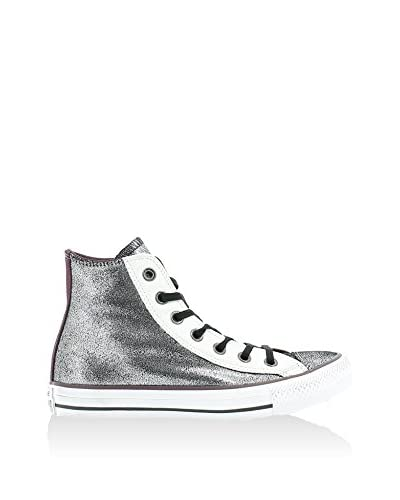 Converse Hightop Sneaker All Star Hi silberfarben