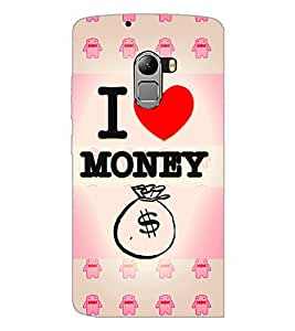 PrintDhaba Quote D-3855 Back Case Cover for LENOVO VIBE X3 c78 (Multi-Coloured)