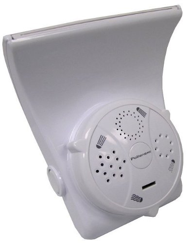 NEW! Pollenex 5-Settings Massaging Spa Shower Head