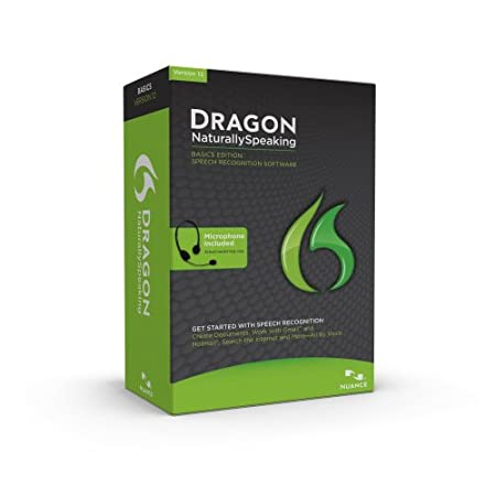Dragon NaturallySpeaking 12 Basics, English