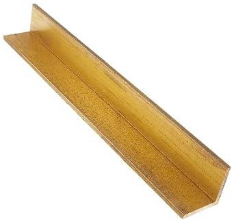 how to cut brass bar stock
