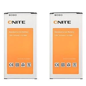 Celerance Price---2x 2800mAh Onite Samsung Galaxy S5 S V G900 Battery