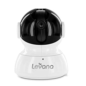 Levana Additional Pan/Tilt/Zoom Camera for Astra Baby Video Monitor