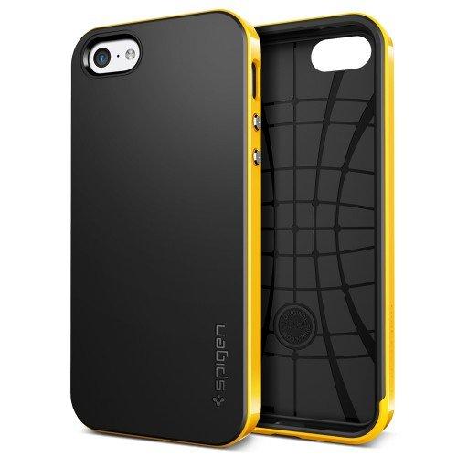 国内正規品SPIGEN SGP iPhone5c ケース ネオ・ハイブリッド [レベントン・イエロー]SGP10521