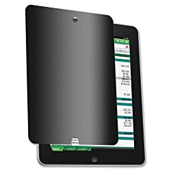Compucessory 20519, Privacy Screen Filter For Ipad, Black