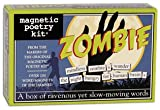 Magnetic Poetry Zombie