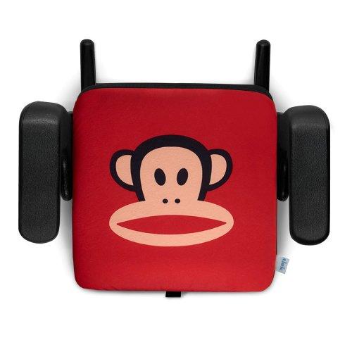 Clek Standard Booster Seat, Julius Red front-148410