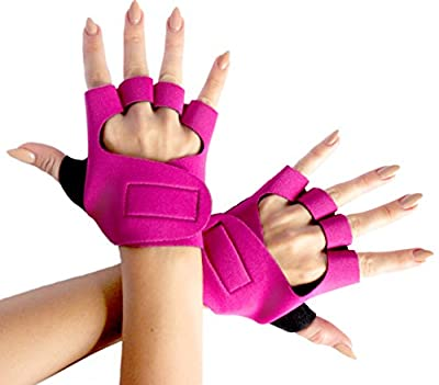 Ladies Weightlifting Gloves from HOMEssentials