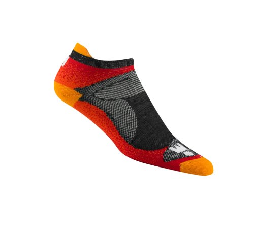 Wigwam Ironman Flash Pro Low-Cut Socks, Limon, Medium