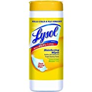 Reckitt & Benckiser 1920081145 Lemon Lime Blossom Lysol Sanitizing Wipes