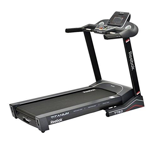 Reebok RVTT-10721BK Titanium Treadmill Tt3.0, Nero
