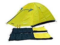 GigaTent Journey Man Backpacking Tent Set by GigaTent