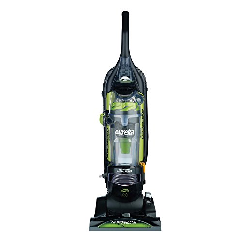 Eureka AirSpeed Pro All Surface Rewind Bagless Upright Vacuum, Green - Corded (Eureka Multicyclonic Pet compare prices)