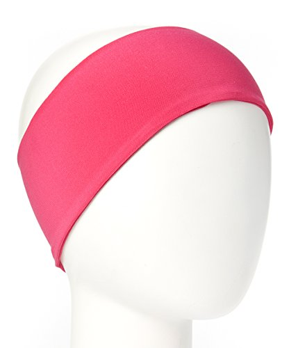 Ice cream Black Fitness Headband: Deliciously Crafted, Ultra Comfy & Machine-Washable