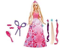 Barbie Cut N Style Princess