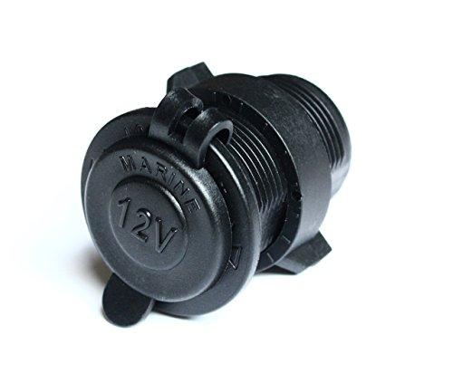 Waterproof Marine Motorcycle Atv Rv Lighter Socket Power