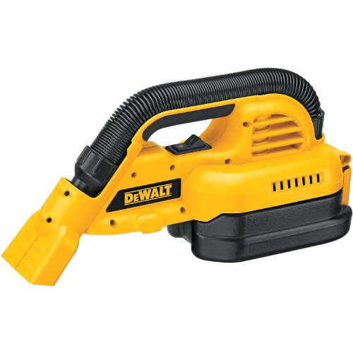 DEWALT Bare-Tool DC515B 18-Volt Cordless 1/2 Gallon Wet/Dry Portable Vacuum (Tool Only, No Battery) (Cordless Flexible Vac compare prices)