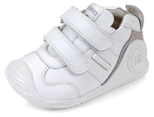 Biomecanics, Scarpe primi passi bambini Bianco bianco 20 Bianco Size: 20