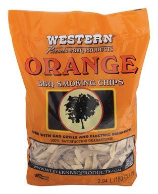 Western Smoking Chips Citrus Fruity 2.25 Lb.