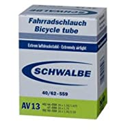 Schwalbe Bicycle Tube - 40mm Schraeder/Auto