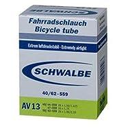 Schwalbe Bicycle Tube - 40mm Schraeder/Auto