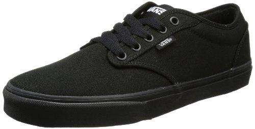 Vans  M ATWOOD (CANVAS) BLACK/,  Sneaker uomo, Negro - negro, 43