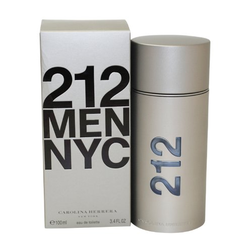 212 By Carolina Herrera For Men. Eau De Toilette Spray 3.4 O