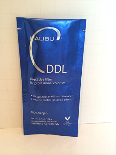 Malibu C DDL Direct Dye Lifter 1 pc (Hair Direct compare prices)