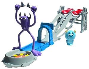 Monsters University Toxic Race Playset