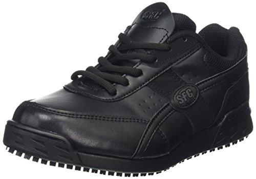 shoes-for-crews-pro-classic-iv-unisex-erwachsene-arbeits-sneaker-schwarz-schwarz-42-eu-8-uk