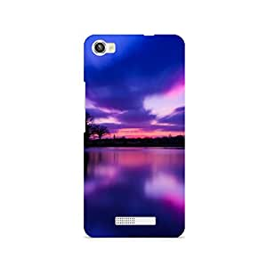 TAZindia Designer Printed Hard Back Case Cover For Lava Iris X8