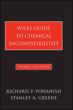 Guide to Chemical Incompatibilities