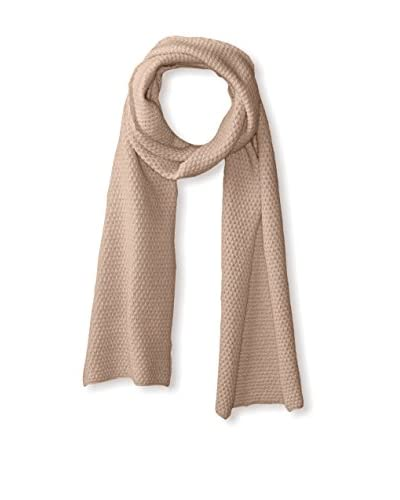 Portolano Women's Cashmere Scarf, Nile Brown