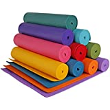 BIABA 4 MM Non-slip Yoga Mats For Fitness Slim Yoga Gym Exercise Mats Environmental Tasteless Pad Fitness Mat...